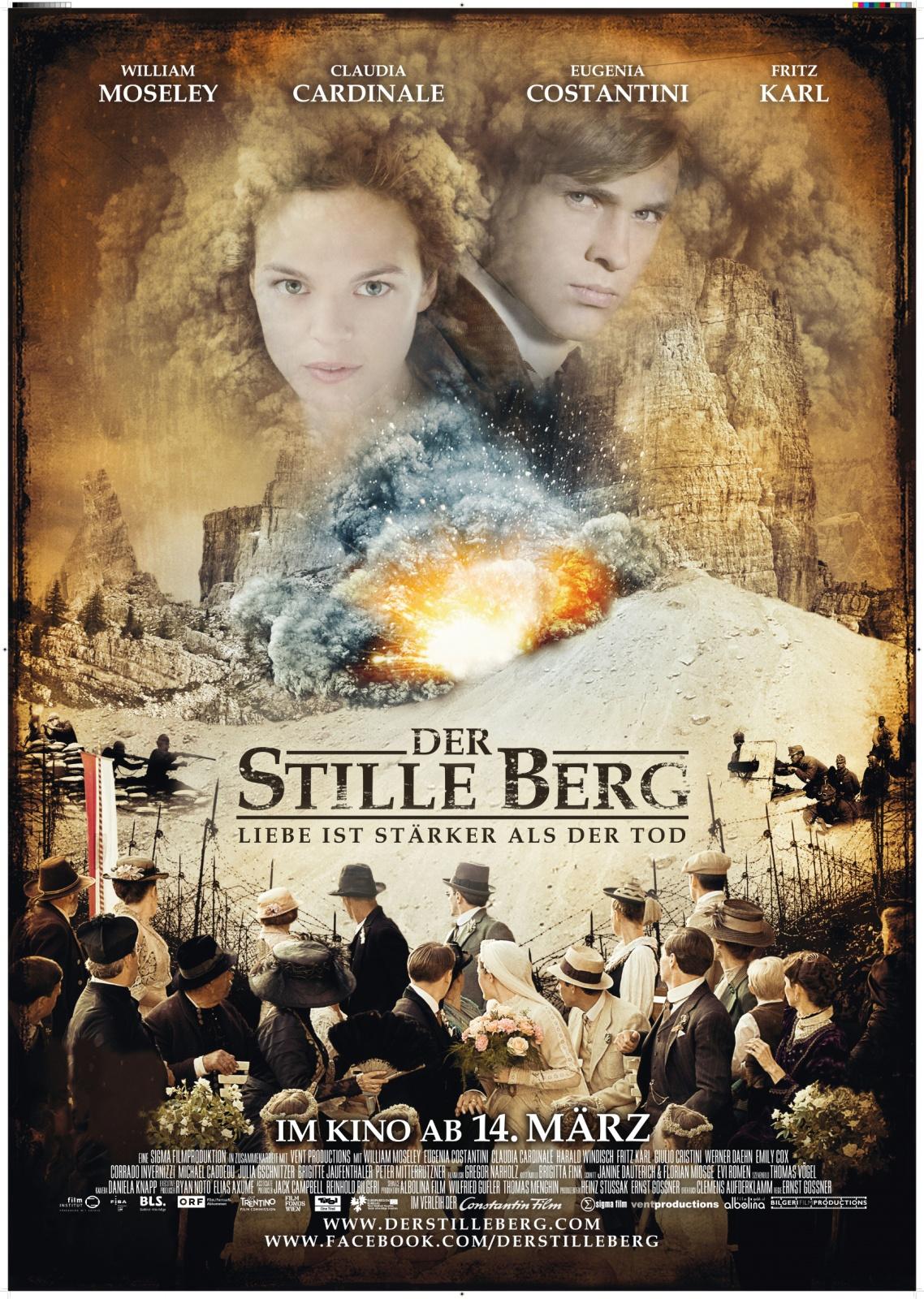 [普雷] 戰火摯愛 Der stille Berg (2014 奧地利片)