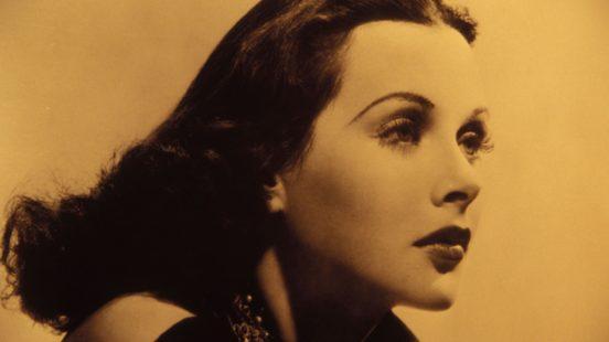 """Calling Hedy Lamarr"""